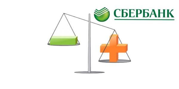 преимущества и недостатки кредитов Сбербанка