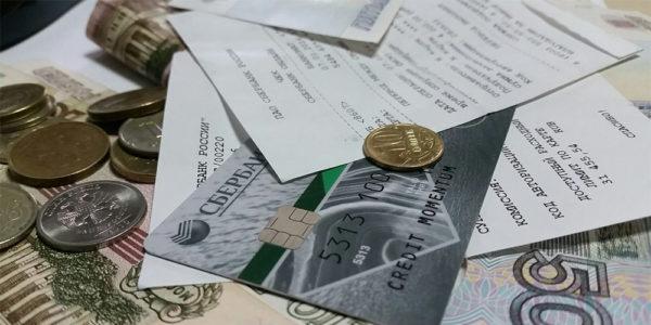 Платеж по кредиту