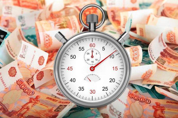 Сроки оформления кредитки