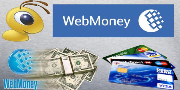 Виртуальная кредитная карта Webmoney