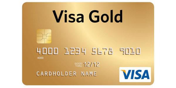 Visa Gold от Сбербанка