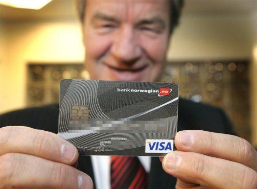 Расшифровка номера кредитной карты
