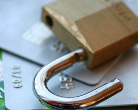 Разблокирование кредитной карты