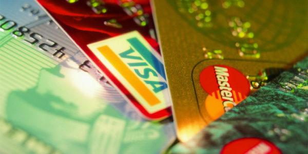 Сведения о кредитных картах
