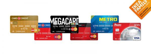 Кредитные карты Кредит Европа банка