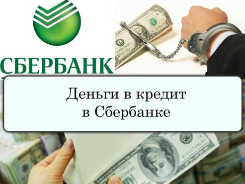 На какие цели Сбербанк оформит второй кредит?