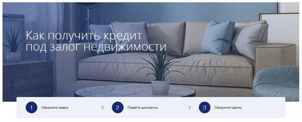 Инструкция: как оформить кредит под залог недвижимости в ВТБ 24