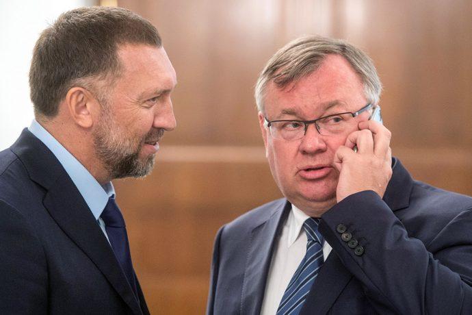 Глава ВТБ оборвал все экономические связи с Олегом Дерипаской