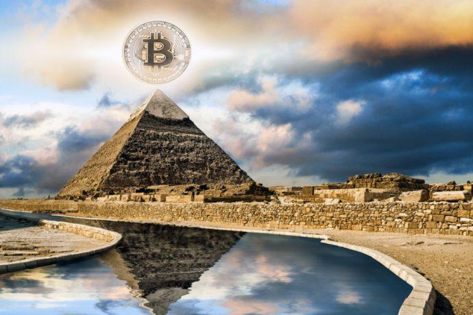Новый вид мошенничества – криптопирамиды