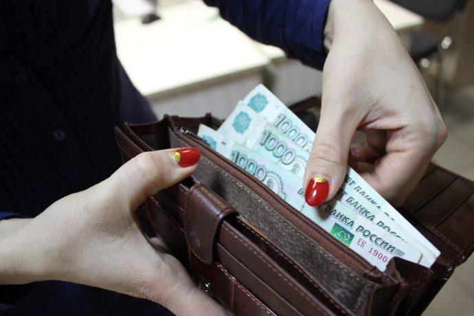 Уровень средней зарплаты по стране растет
