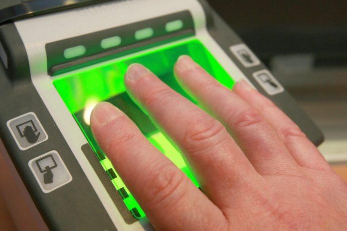 Системы сбора биометрических данных не работают