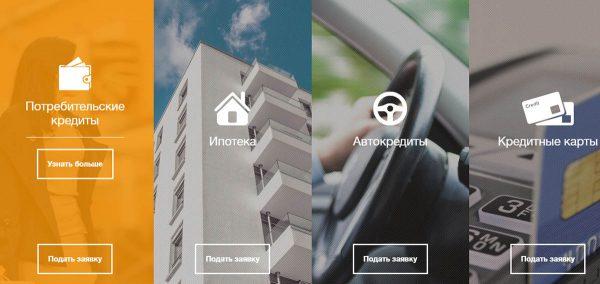 Программы кредитования Сургутнефтегазбанка