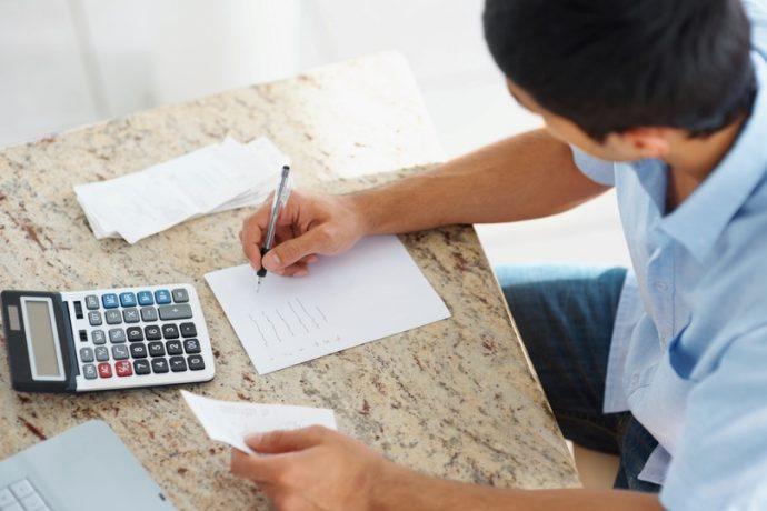 вычисление переплаты по кредиту