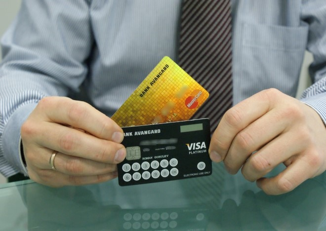 кредитные карты банка