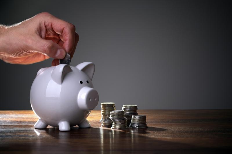 откладывание денежных средств