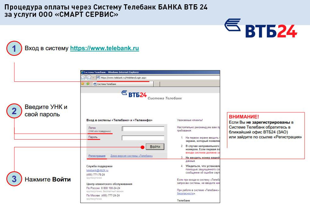 Система «Телебанк»