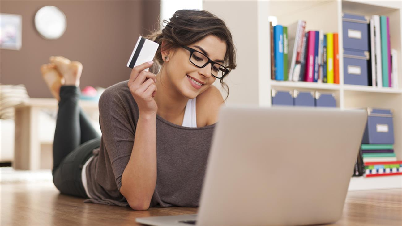 оплачивание кредитной картой