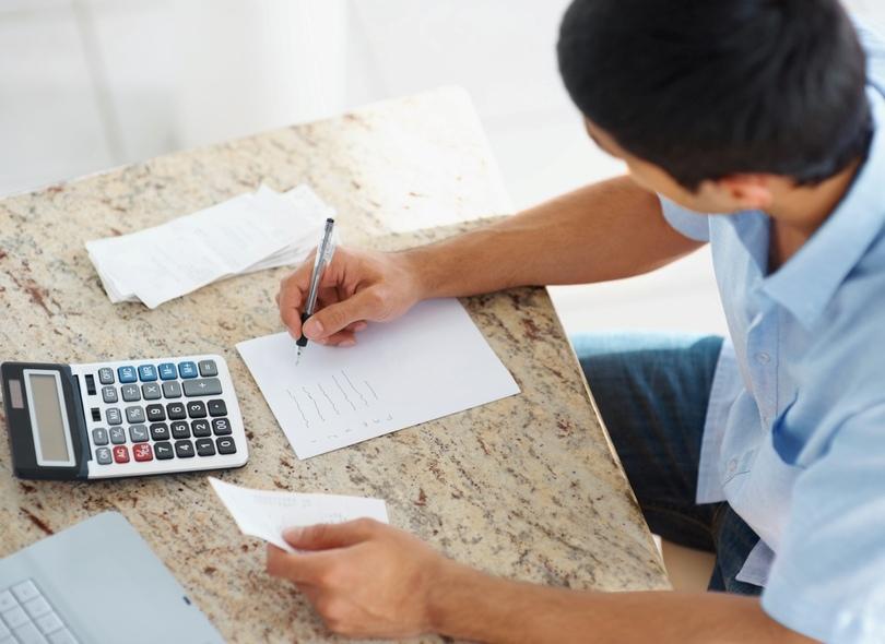 вычисление ежемесячного платежа
