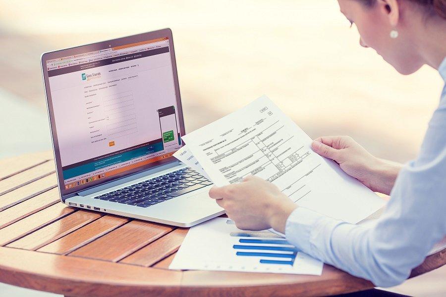 оформление заявки на кредит