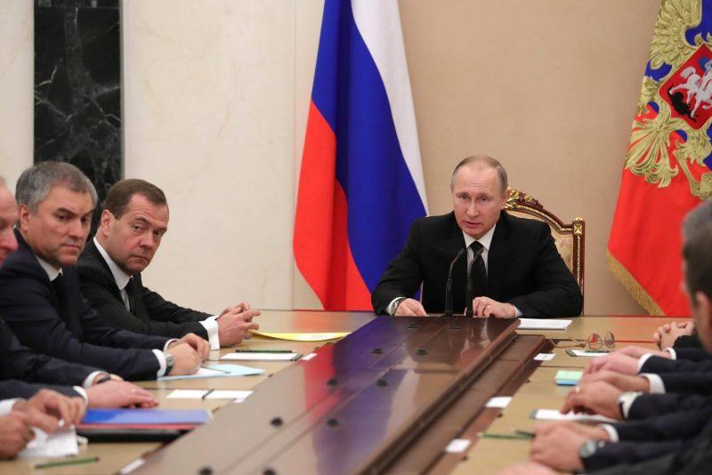 Путин поручил проверить реальное налогообложение в регионах