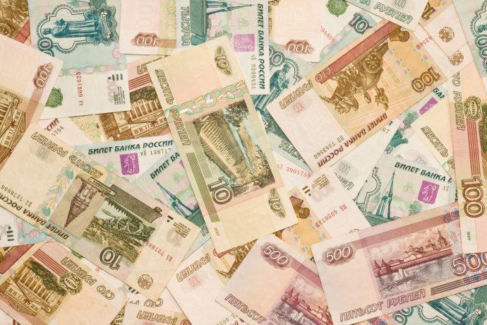 Падение рубля на фоне развития событий в Керченском заливе продолжается