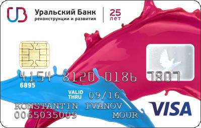 Кредитная карта 120 дней - УБРиР