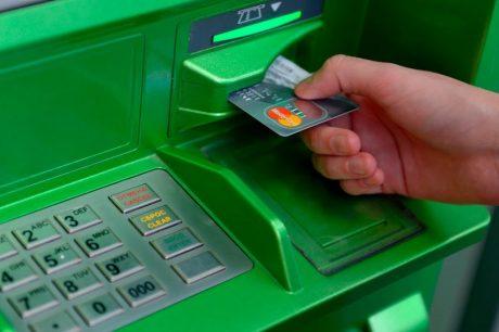 Неизвестные украли из банкомата 8 млн рублей