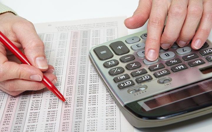 вычисление выгоды для заемщика